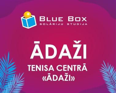 BLUE BOX ĀDAŽI