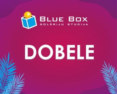 BLUE BOX DOBELE