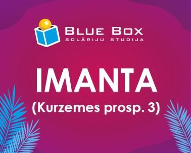 BLUE BOX IMANTA