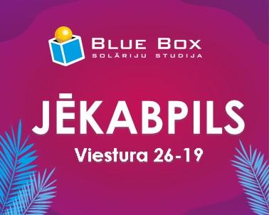 BLUE BOX JĒKABPILS