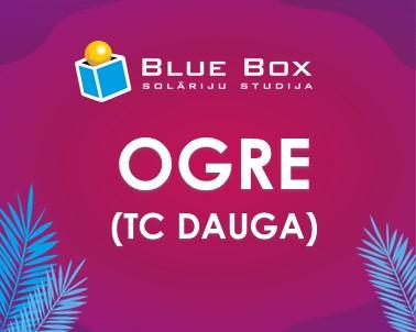 BLUE BOX OGRE