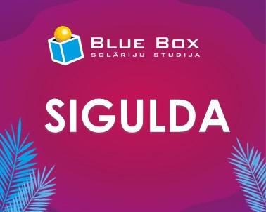 BLUE BOX SIGULDA