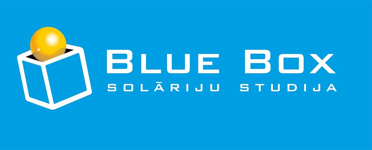 Blue Box solārijs